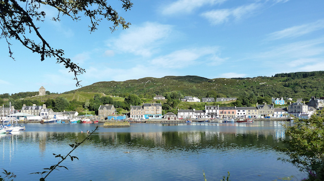 Tarbert, Argyll by Nige Brown on Flickr Creative Commons