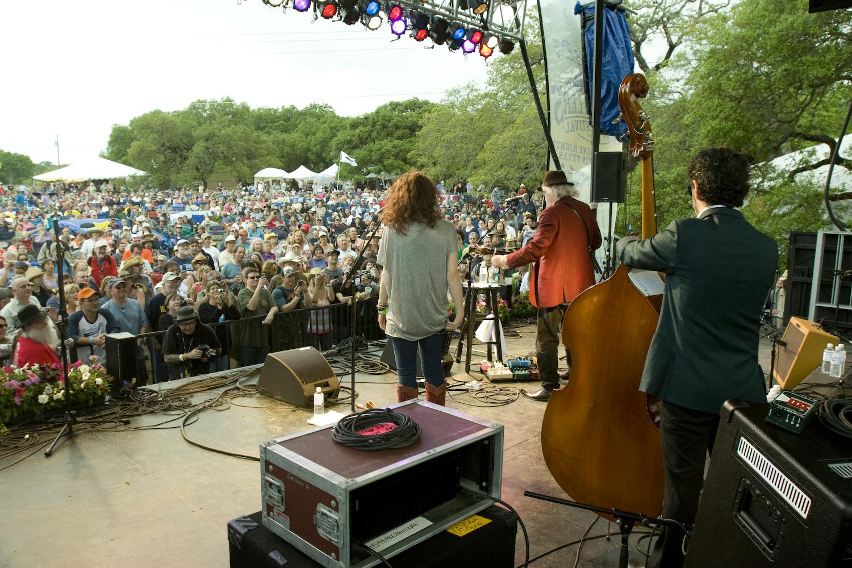 Old Settlers Music Festival credit John Grubbs
