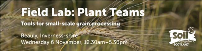 Field Lab plant teams graphic
