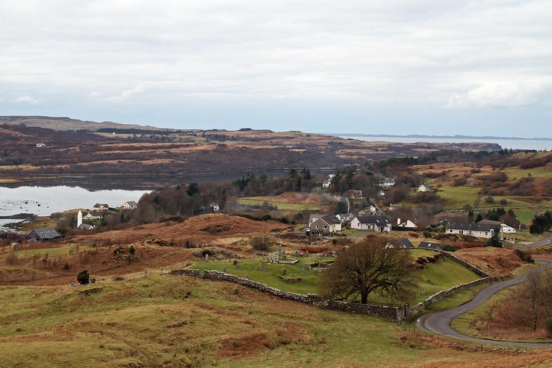 rural community of Dervaig