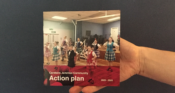 Community action plan launches in Carstairs Junction