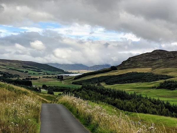 Glen Quaich, Perthshire Photo from SRN Flickr