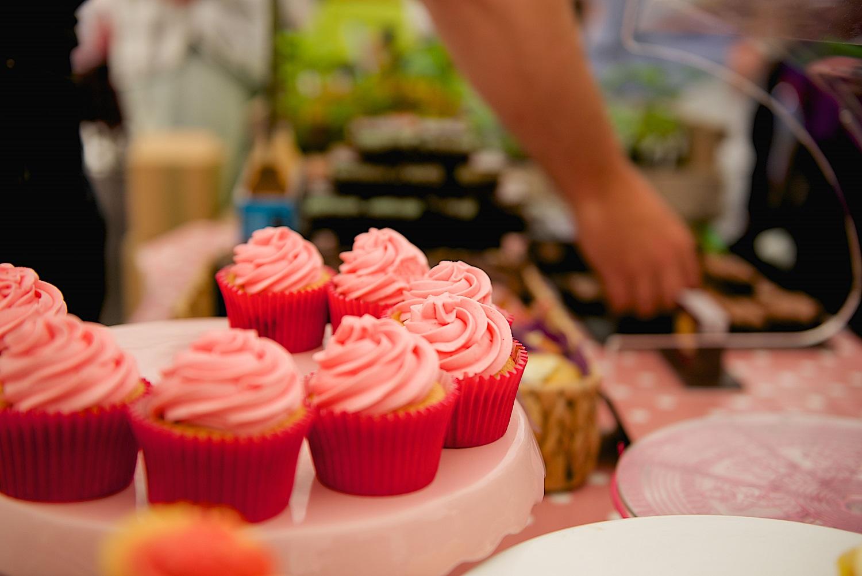 Cakes at Kirkcudbright Farmers' Market Credit Ian Findlay