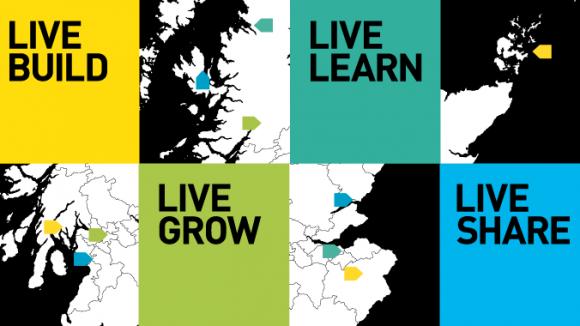 Present Voices - Future Lives graphic