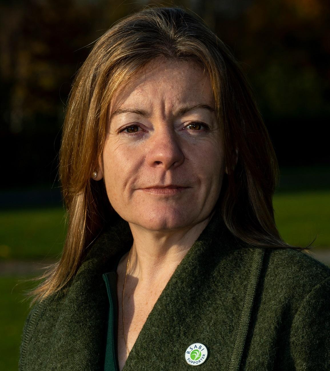 RSABI Chief executive Nina Clancy