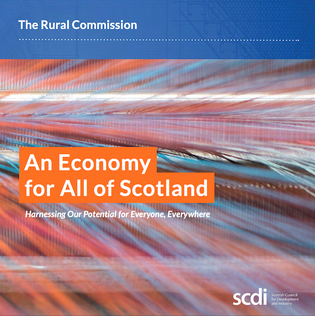 Rural Commission report front cover