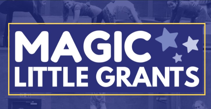 Magic Little Grants words with stars