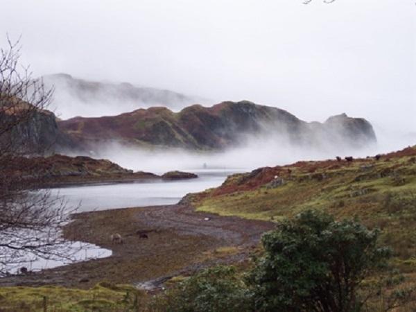 Sound of Kerrera, Argyll by David Keys (Scottish Government Flickr)