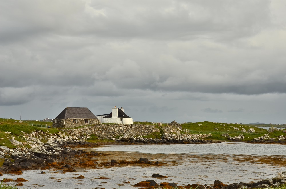 Smallholding on North Uist
