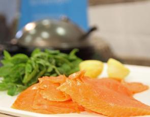 Scottish salmon. Photo credit: Rural Matters Flickr.