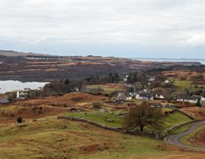 rural community of Dervaig