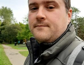 RSABI Welfare Manager Chris McVey