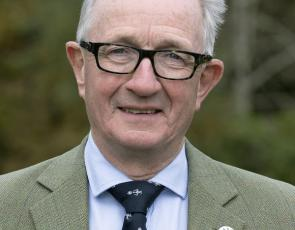 David Leggat MBE new chair of RSABI