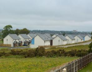 E Sandland/Affordable housing development, Lower Slackbuie