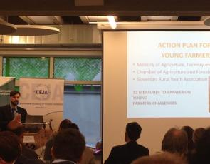 Speakers at Generational Renewal event