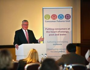Fergus Ewing speaking at the Rural Futures conference