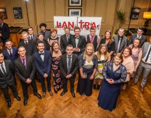 Finalists at Learner of the Year awards 2016