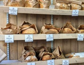 local bakery Birnam & Dunkeld