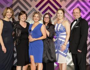 New Lanark World Heritage site Excellence in Tourism winners