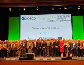 OECD rural development conference 2018