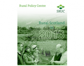 Rural Scotland in Focus report cover