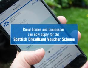 Scottish Broadband Voucher Scheme