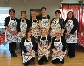 Volunteers from Skeld - Shetland