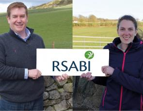 RSABI's new trustees Stephen Young and Rebecca Dawes