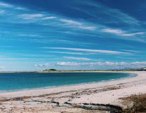 Tiree beach