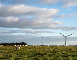 Wind farm (Rural Matters Flickr)