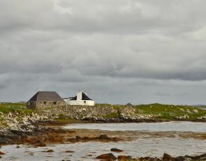 Smallholding on North Uist