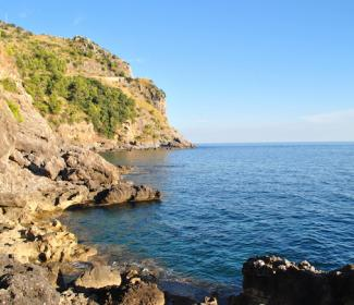 Maratea coast