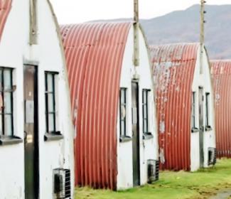 Cultybraggan nissan huts