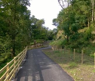 Loch Earn Railway Path