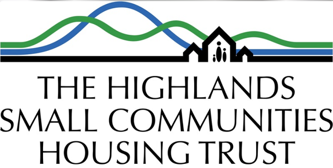 The Highlands Small Communities Housing Trust logo