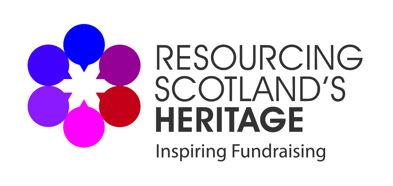resourcing Scotland's Heritage logo