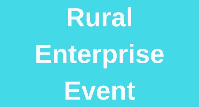 Rural Enterprise event text