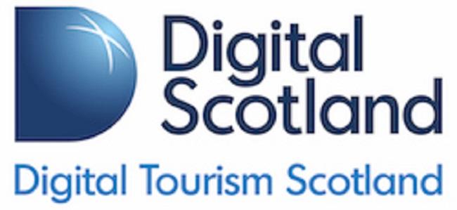 Digital Tourism Scotland logo