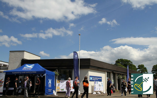 Scottish Government Pavilion at the Royal Highland Show