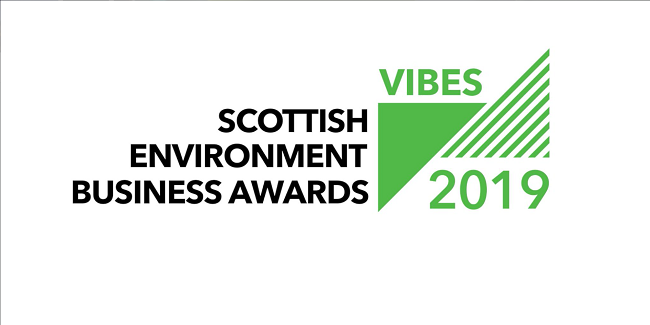 Vibes 2019 logo Scottish Environmental Business Awards