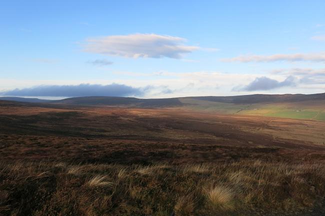 Rousay landscape