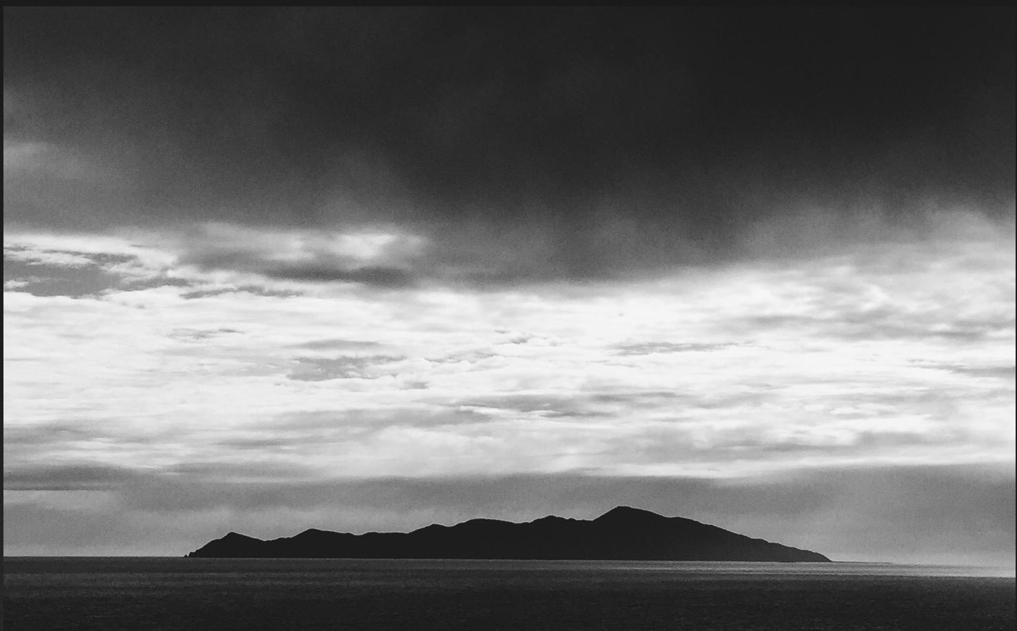 Bleak island