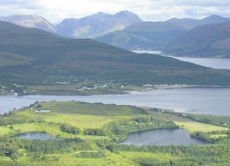 Ardgour landscape