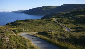 Scottish rural landscape