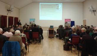 Presentation at Angus LEADER launch