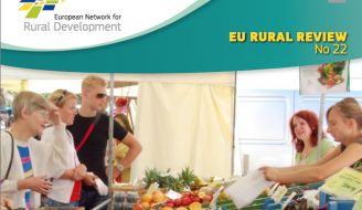 Screenshot of EU Rural Review 22