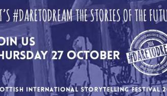 Dare to Dream campaign flyer