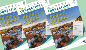 front cover of Rural Connections magazine
