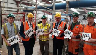 Cabinet Secretary for the Rural Economy Fergus Ewing launches the new skills action plan for rural scotland