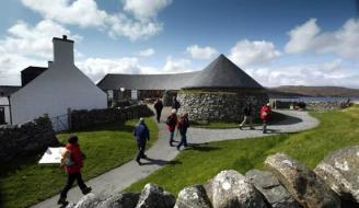 visitor centre, courtesy of SNH